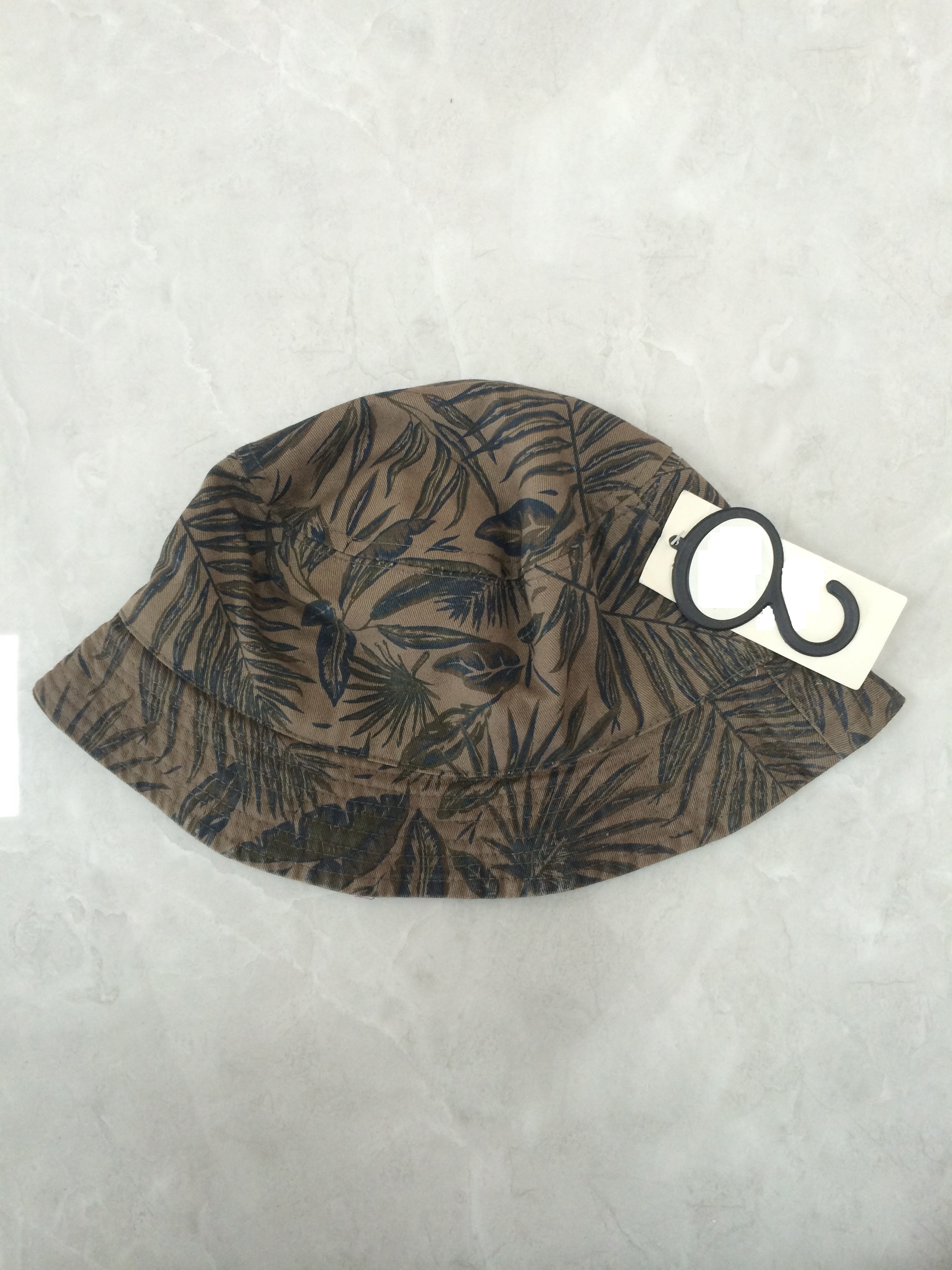 Printing Woven Autumn Bucket Hat