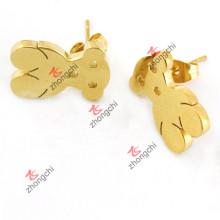 Brincos bonitos do urso para a menina Jewellry (SE-01)