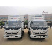 Camion cargo cargo frigorifique mobile