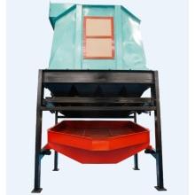 Counter Flow Cooler For Biomass Pellet