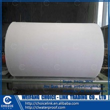 needle punched polyester felt staple fiber fabric