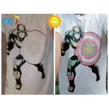 Pigmento fotocromático para camiseta, colorantes fotocromáticos.
