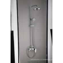 Круглый Глава душ Ванная комната душ Кран (мг-0942)