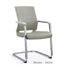 Hôtel PU Faced Office Visitor Meeting Chair (D639)