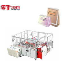 Hard Cover Table Calendar Making Machine