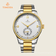 Relógio de pulso impermeável 72289 do negócio do relógio automático luxuoso dos homens