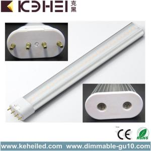 Low Power 2G11 7W LED Tube PL Lâmpada