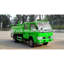 4X2 5000L Dongfeng water truck / water bowser truck /watering truck /water tank truck /water transport truck /water spray truck