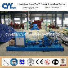 CNG33 Skid-Mounted Lcng CNG LNG Kombi-Tankstelle