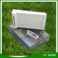 Wall Mounted Solar Light 46LED High Lumen Soft Milk White LED Motion Sensor Outdoor Lighting Garden Lamp