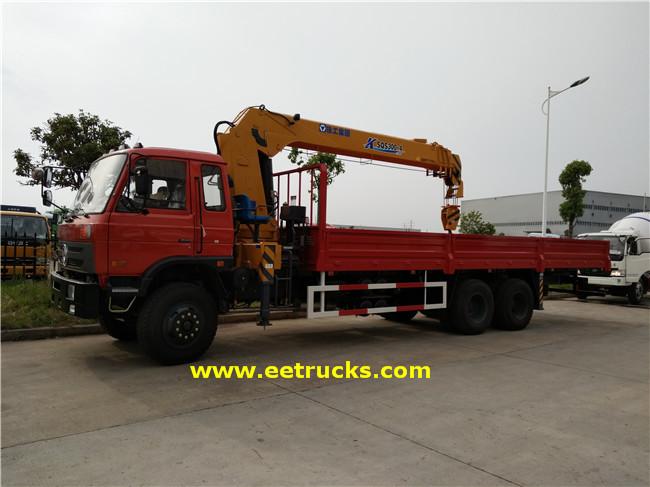 10T Hydraulic Crane Trucks