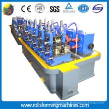 linha de produção de alta freqüência da tubulação da soldadura / rolo soldado da tubulação para o moinho de tubo