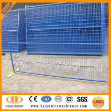 Canada standard temporary fence panel outdoor fence temporary fence for sale