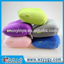 travesseiro inflável de praia toalha