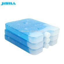 Bloco de gelo reusável do ventilador do refrigerador de ar da baixa temperatura