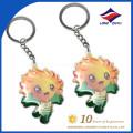 Cartoon-Sonnenblume keychain lustige niedliche Schlüsselkette von China