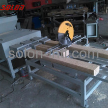 Shuffle Compressed Wood Pallet Block Making Machine
