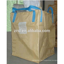 circle type FIBC, breathable TON BAG for waste granule ZR