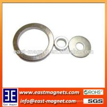 Ímã forte do ímã / N35 ~ N52 do anel da magnetização do neodímio permanente personalizado para a venda