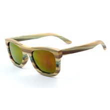Hight End New Style Hölzerne Sonnenbrille (JN0010)