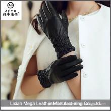 China Wholesale Custom soft leather working gloves