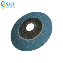 flap disc 125mm zirconia for car,boat,plane paint polishing