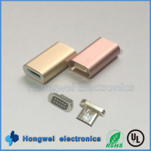 Reversible 5pin Micro Magnetic USB Adapter für Android