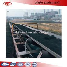 DHT-116 resistente ao fogo correias de borracha correia transportadora da china