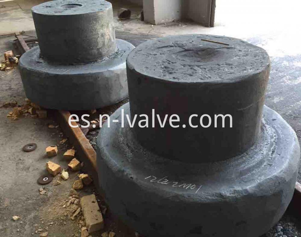 Raw Material Forged Valve Bonnet