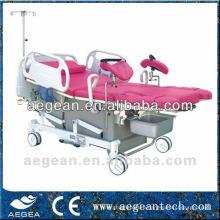 Компания AG-C101A01 CE одобрил электрический холм-ROM медицинская кровать