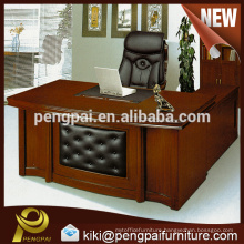 American Wood Furniture Office Desk Antique Business Furniture Classic Office Table