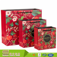 Alibaba Nizza Printing Geschenk Shopping Papiertüte aus China Fabrik Großhandel importiert