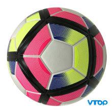 Pink Color Popular Laminated PU Football