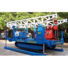 Hydraulic Chuck Crawler Drilling Rig Hydraulic , Portable D
