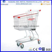 Supermarkt Einkaufstrolley aus China