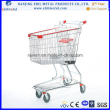 Supermarket Shopping Trolley From China