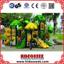 Manufacturer Children Castle Outdoor Playground Amusement Park Games Equipment