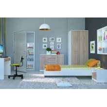 Simple Design Kids Bedroom Furniture Children Bedroom Furniture (HF-EY08115)