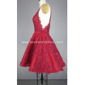 Mini Beading Red Cocktail Dresses Cocktail Dress