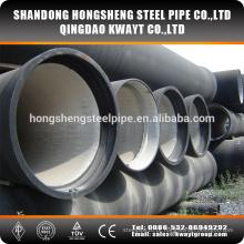 Tubulação de ferro dúctil ISO2531 CLASS C