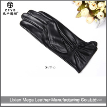 2015 Hot Sale Low Price peccary leather gloves