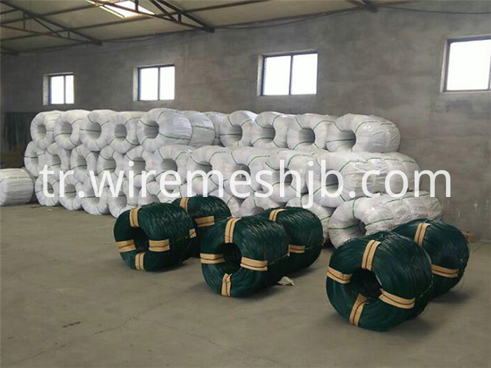 PVC Coated Tension Wire