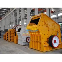 Trituradora de impacto profesional, planta trituradora de piedra, maquinaria de minería