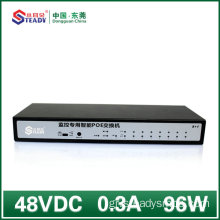 8 θύρες Gigabit Standard Managed POE Switch