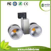 20W 30W 50W Track Lighting LED con 3 años de garantía