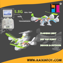 5.8GHz 4CH China RC Four-Axis Drone with Real-Time Transmission Camera, En71, ASTM, N6p, CE, RoHS