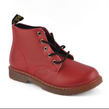Nuevas botas militares de las señoras de la moda del estilo (HCY02-1752)
