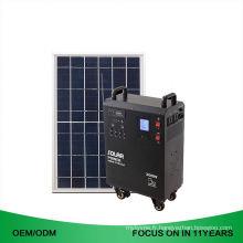 Système solaire gratuit de générateur d'énergie au fur et à mesure de la charge mobile