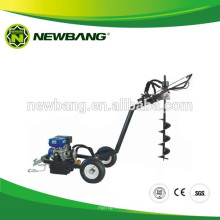 GASOLINE POST HOLE DIGGER WITH 9HP ENGINE