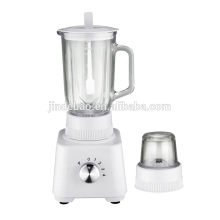1.5L Round Glass Jar Blender with Grinder